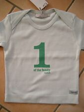 """(7) Imps & Elfs unisex baby shirt logo ricamate & Stampa"""" 1 of the family """"gr.68"""
