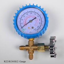 Low Pressure Car Air Conditioning Refrigeration Tool Refrigerant Pressure Gauge