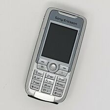 Sony Ericsson K700i 2G - Basic Mobile Phone Silver - Working Condition -Unlocked