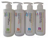 COMPLEX Keratin  Soft Hair Straightening Brazilian Blowout 8.45 oz / 240 ml x 4