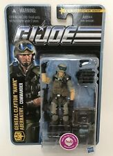 "GI Joe Pursuit of Cobra General Clayton ""Hawk"" Abernathy Commander NO. 1110"