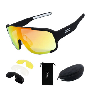 POC Outdoor Cycling Glasses Mountain Bike Goggles Bicycle Sunglasses Men Cycling