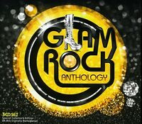 Various Artists - Glam Rock Anthology / Various [New CD]