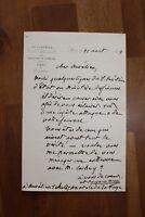 ✒ L.A.S. Anatole de LA FORGE à Aurélien SCHOLL - rencontre Adolphe Cochery