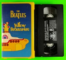 Beatles, The - Yellow Submarine VHS