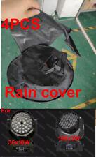4pcs 36x10w Led moving Head Wash Zoom Party DJ Equipment Stage Disco Rain Cover