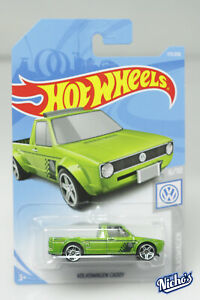 Hotwheels Volkswagen Caddy - Volkswagen series - 6/10