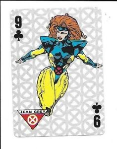 Xavier Institute for Higher Learning, Marvel Playing cards, Cyclops