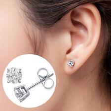 orecchini donna punto luce argento 925 con in zirconi brillantino da strass uomo