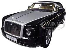 ROLLS ROYCE PHANTOM COUPE BLACK 1/18 DIECAST CAR MODEL KYOSHO 08861