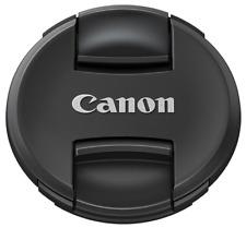 Canon Genuine 82mm New Style Centre Pinch Lens Cap E-82II