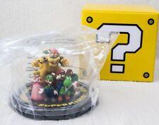 Club Nintendo Limited Mario Characters Figure NEW Japan # famicom nes snes