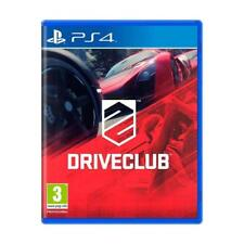 Juego Sony PS4 Driveclub Pgk02-a0019989