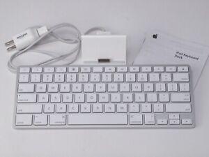 iPad Keyboard Dock Bundle