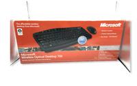 Microsoft Wireless Optical Desktop 700 Keyboard and Mouse Combo
