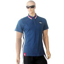 Adidas señores camiseta polo UEFA Euro 2016 france azul ac6816 ocio