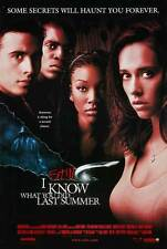 I STILL KNOW WHAT YOU DID LAST SUMMER Movie POSTER 27x40 B Jennifer Love Hewitt
