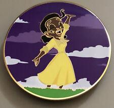 New ListingDisney Acme Hot Art Princess Tiana Princess And The Frog Yellow Dress Pin