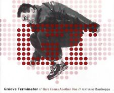 GROOVE TERMINATOR: HERE COMES ANOTHER ONE – 4 TRACK CD SINGLE, TESTEAGLES,