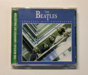 The Beatles Greatest Hits Collection. Cd. VGC.