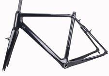 50/52/54/56/58cm Carbon CX Cyclocross Bike Bicycle Frame&Fork UD Matt/Glossy BSA