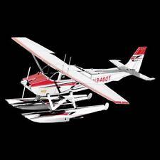 Metal Earth Cessna 182 Floatplane 3d Model Kit