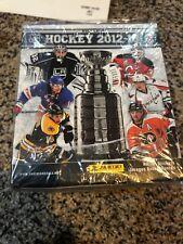 2012-13 Panini hockey sticker Box With 50 Packs