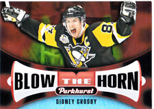 2017-18 Parkhurst Blow The Horn #BH10 Sidney Crosby