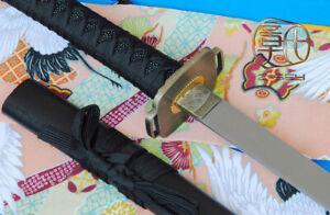 """S5214 FINAL FANTASY FF VII 7 SAFI ROSS SWORD SEPHIROTH BRUSH HAMON BLADE 41.3"""""""