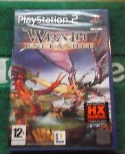 PLAYSTATION 2 WRATH UNLEASHED SIGILLATO NUOVO RETROGAME VIDEOGAME