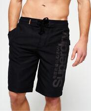 Superdry Swimwear Men's Swim Shorts M30021pof6 Black Men M