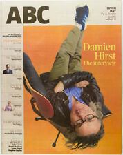 Damien Hirst The Interview Tacita Dean review ABC Arts Culture MAGAZINE UK YBA