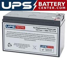 Ajc D7S 12V 7Ah F1 Replacement Battery
