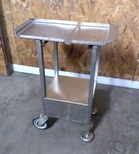 M&E Deli Buddy Deli Pro Pre Weight Scale Stand Stainless Steel Table