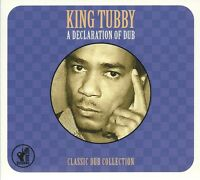 KING TUBBY A DECLARATION OF DUB - 2 CD BOX SET - CAN'T STOP ME & MORE