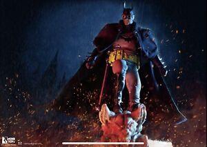 Noir Toyz 1/12 3901DX - Gotham By Gaslight Batman Deluxe NIB US Seller Mezco
