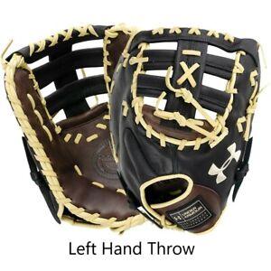 Under Armour Choice Baseball Softball First Base Glove 13 inch LHT