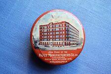 Vintage Clothing Brush from Paper Manufacturer in Philadelphia
