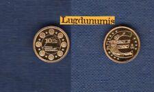Vatican 2009 10 Euro OR 10 ans de l'euro 9999 Exemplaires Vaticano