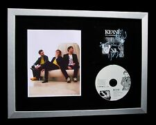 KEANE+SIGNED+FRAMED+BEDSHAPED+SOMEWHERE+CHANGING=100% AUTHENTIC+FAST GLOBAL SHIP