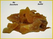 1kg zenzero disidratato a fette senza zucchero solfiti ginger al naturale buono