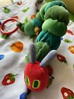 hungry+caterpillar+Plush+Rattle+Pull+toy