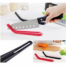 Simple Kitchen Knife Rack Kitchen Knife Holder Kitchen Organizer Black Or Red