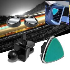 TYA F02 Air Vent Magnet Car Mount Holder For Mobile Cell+RDBKB Blind Spot Mirror