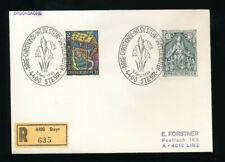 Reco-Brief aus Steyr Arge Christkindl 7.4.1974   (H35)