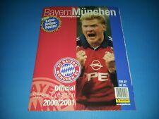 Panini FC Bayern München 2000/2001