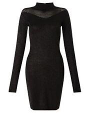 Supertrash Women's Black DARIKA Dress Size Large -