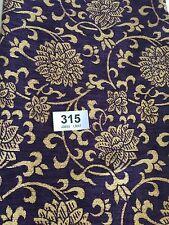 Curtain Sample Rem Vintage Fabric Blind Cushion Craft 60x92cm