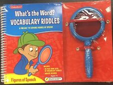 Lakeshore Learning Figures Of Speech With Decoder, New