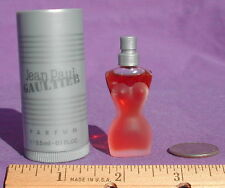 JEAN PAUL GAULTIER MINI PARFUM PERFUME Full Femme BOTTLE 3.5ml/.1 oz. NIB MINT